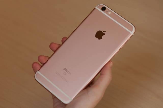 Cần bán iPhone 6s màu hồng 16gb likenew 99% giá rẻ