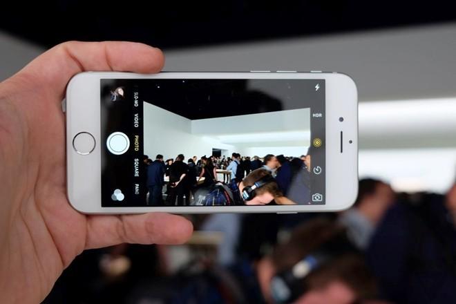 camera iPhone 6s 15