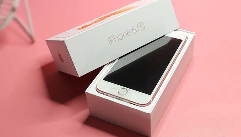 Iphone 6s 64gb Vàng Hồng Hàng đã Qua Sử Dụng Giá Sốc Chỉ