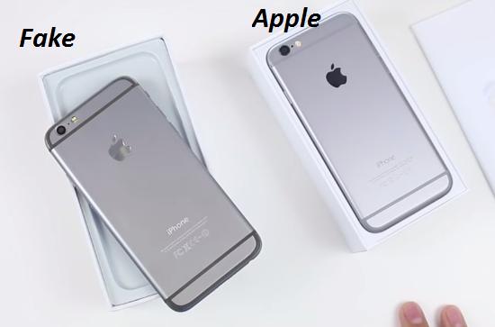 iPhone giả