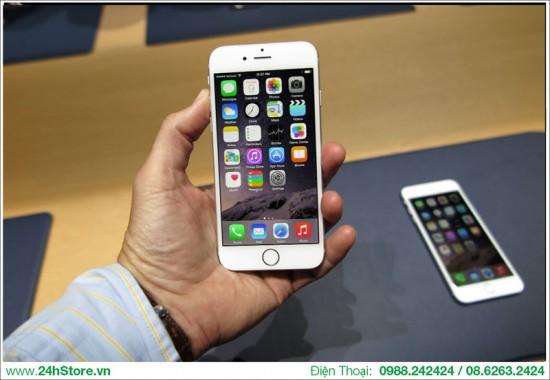 iphone 6 plus xach tay gia re bao nhieu tphcm