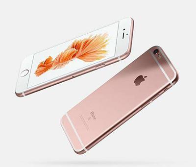 iPhone 6s màu vàng hồng rose gold
