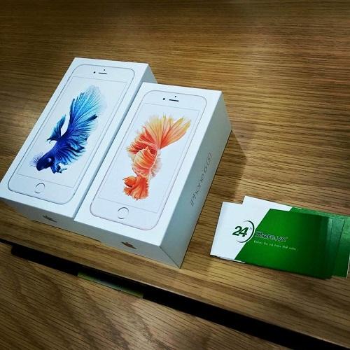 Cập nhật bảng giá iPhone 6s mới nhất