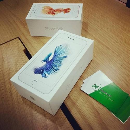 Nơi mua bán giá iPhone 6s lock Nhật bao nhiêu tại TPHCM