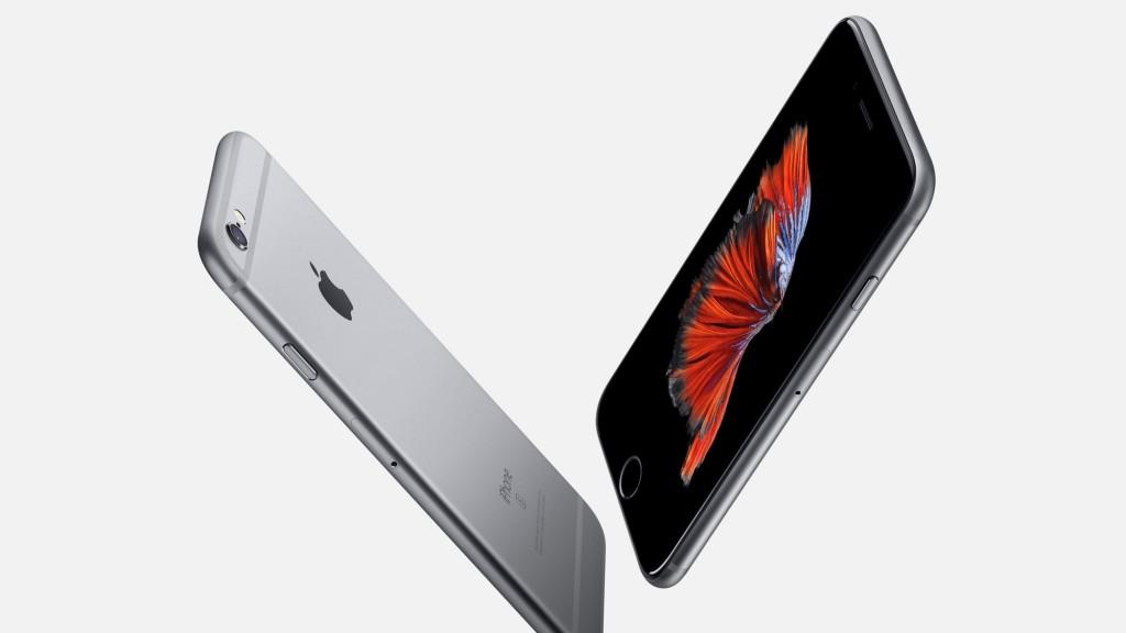 iphone 6s gray