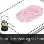 Cảnh giác với iPhone bị hỏng cảm biến vân tay