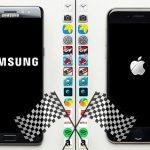 Apple iPhone 6s chạy đa nhiệm nhanh hơn Samsung Galaxy Note 7