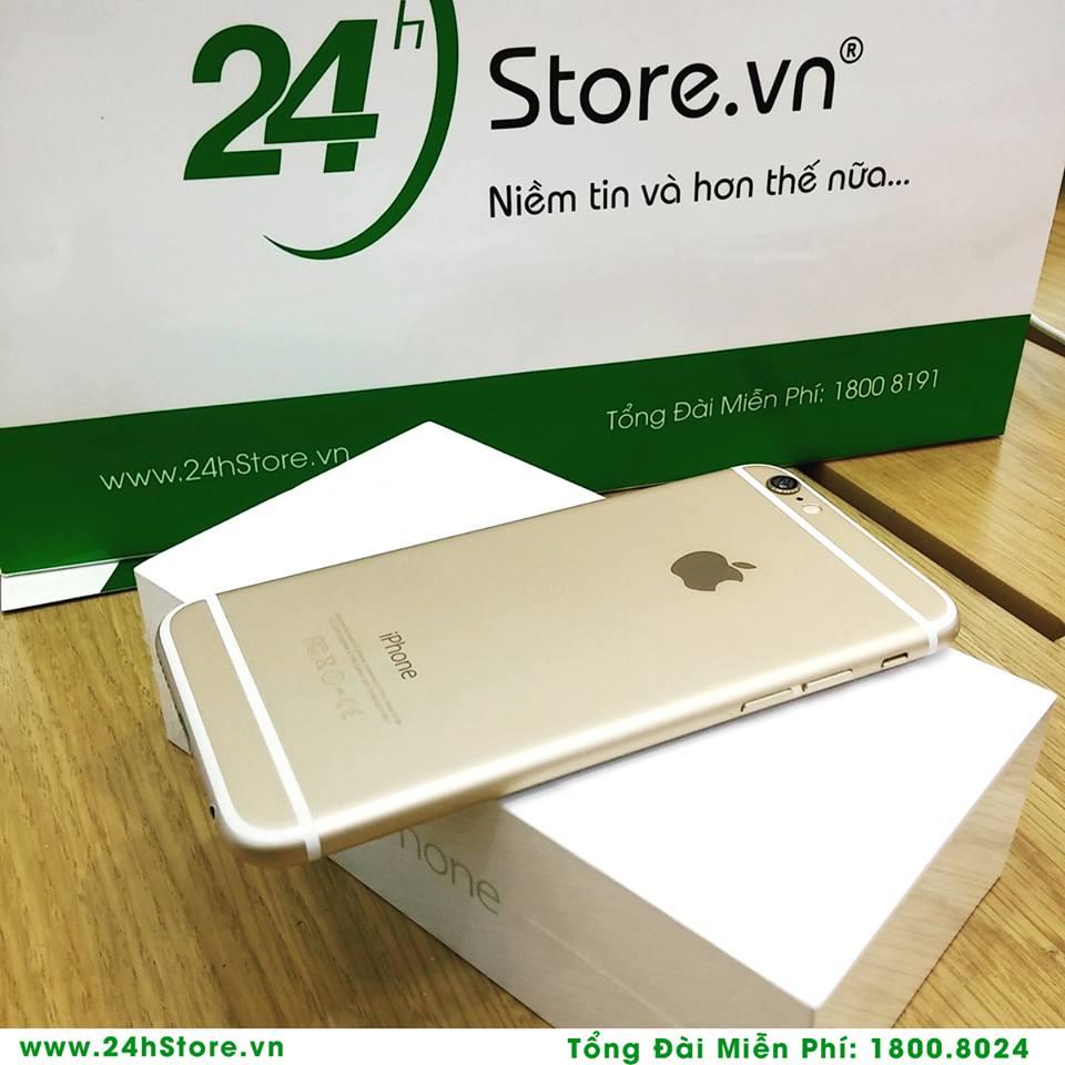 Giá iPhone 6 chính hãng hiện nay là bao nhiêu