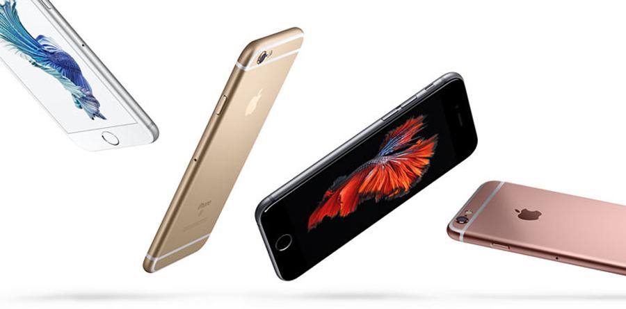 bảng giá iPhone 6S Plus xách tay chính hãng