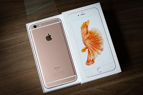 Giá iPhone 6s tại Việt Nam