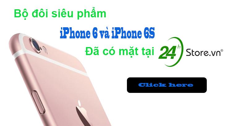 Giá bán iPhone 6S tại Việt Nam