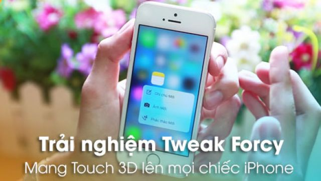 3d-touch iphone 5s