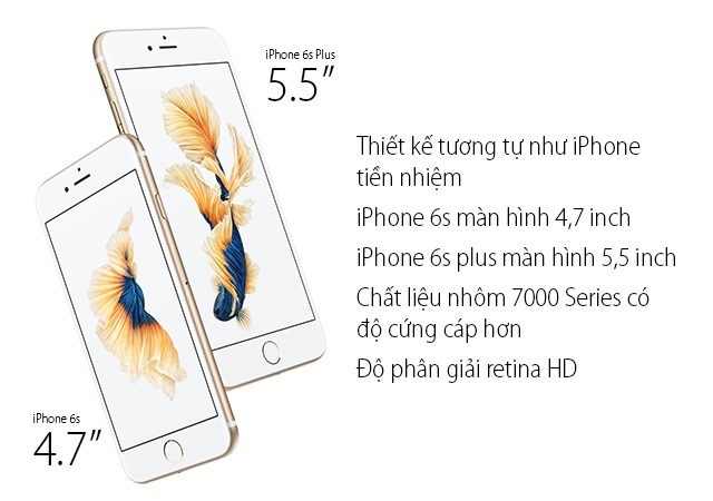 iPhone 6s hay iphone 6 23