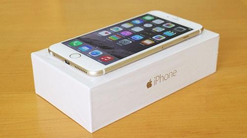 iPhone 6 xách tay giá rẻ vẫn hút hàng