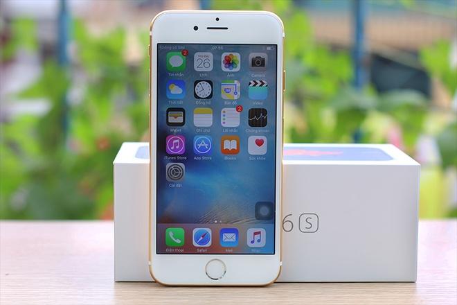 Cảnh giác khi mua iPhone 6s rao bán giá rẻ trên mạng