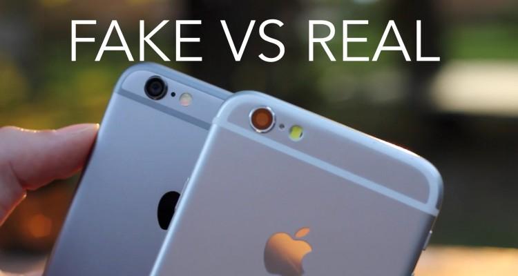 Cách nhận biết iPhone 6s xách tay cũ thật và giả