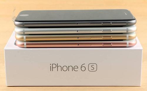 giá iPhone 6s giá bao nhiêu là rẻ