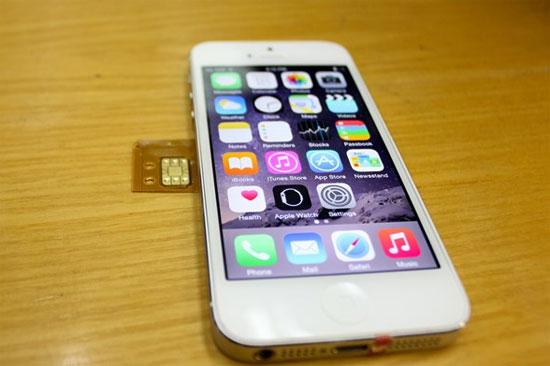 Có nên mua iPhone 5s/6/6s/6Plus/6sPlus lock không ?