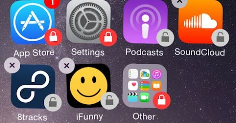 phần mềm khoá tin nhắn trên iphone 6s 1