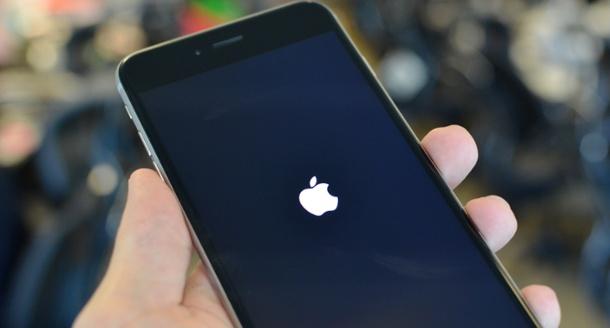 treo táo trên iPhone