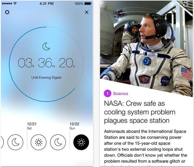phần mềm mới cho iPhone 5s/6s/6sPlus
