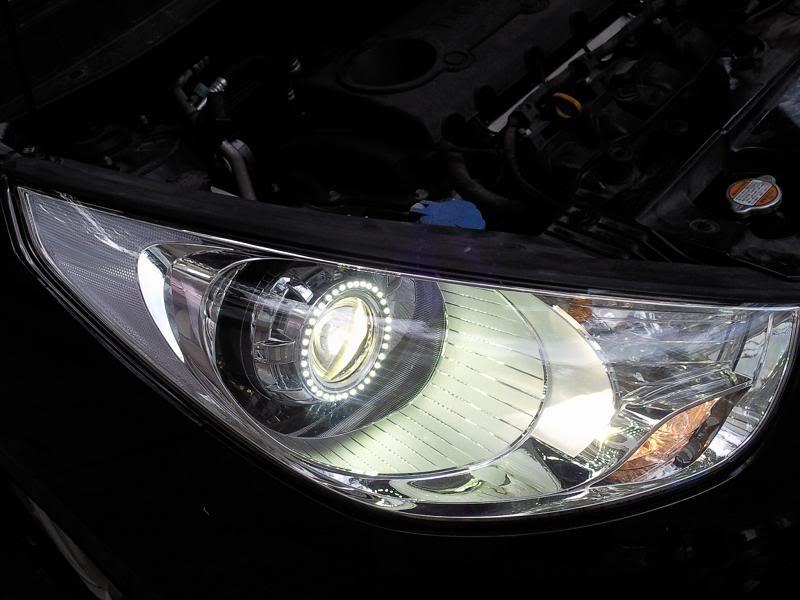 độ đèn led siêu sáng
