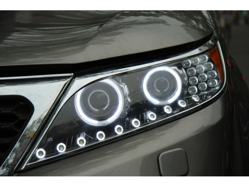 độ đèn xe hơi giá rẻ