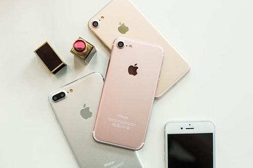 giá iphone 7 chính hãng
