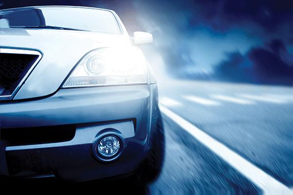 đèn led xe máy, xe hơi thương hiệu Philips, Osram, Aozoom