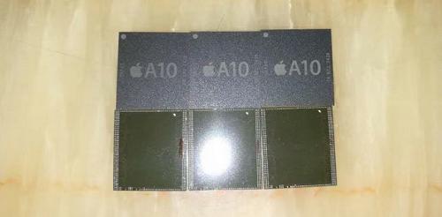 Chipset Apple A10 của iPhone 7 lộ hàng