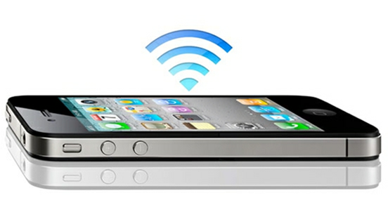 Iphone-hong-wifi