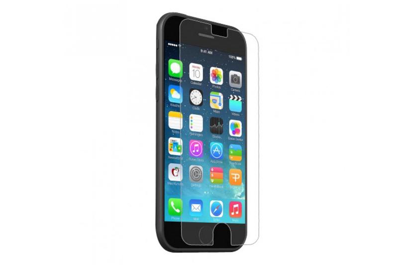 sử dụng miếng dán màn hình bảo vệ iPhone 6.