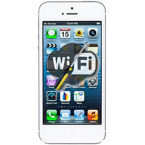 iPhone 6 wifi yếu