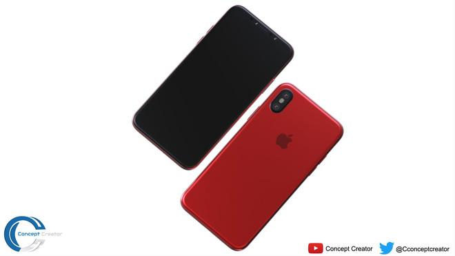 iphone 8 đỏ 2
