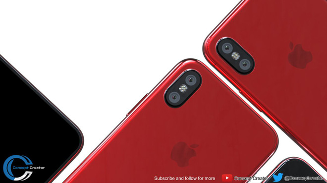 iphone 8 đỏ 3