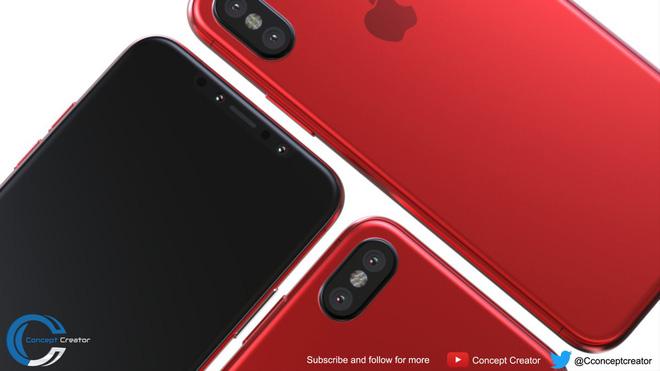 iphone 8 đỏ