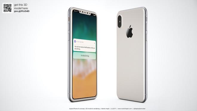iphone trắng