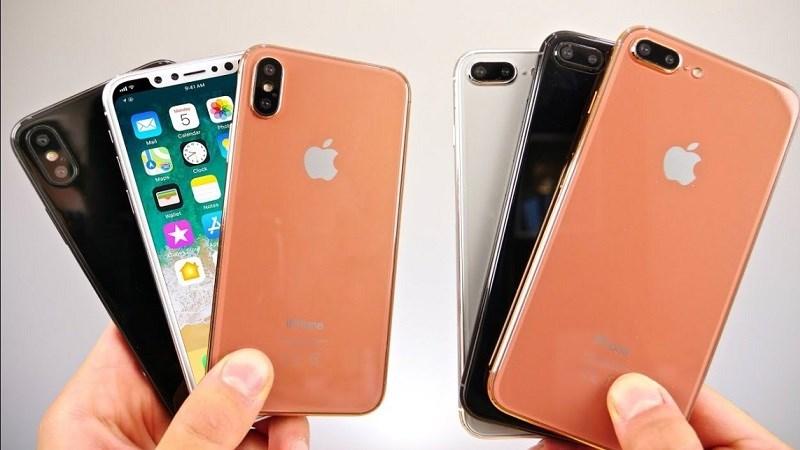 Đánh giá thị trường mua bán iPhone 8 giá rẻ 32 Gb và Galaxy Note 8 7