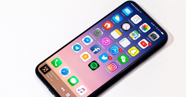 Chốt ngày chính thức ra mắt điện thoại iPhone 8 chính hãng 64 Gb 5
