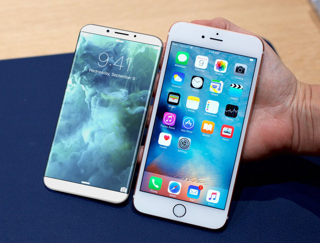 Hé lộ kế hoạch mua bán iPhone 8 chính hãng 128 Gb vào cuối năm nay 7