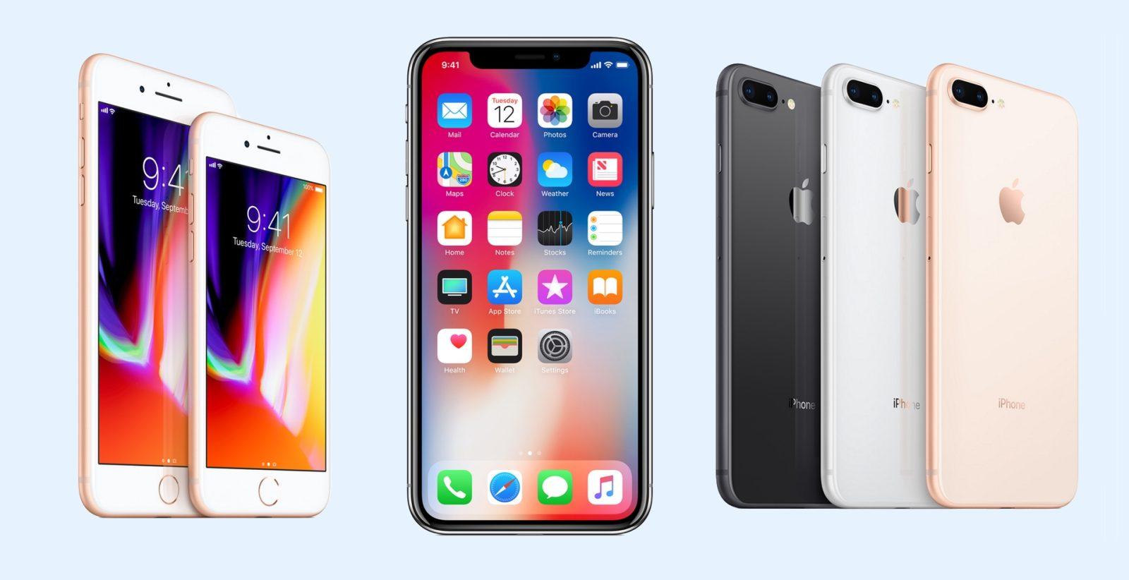 iPhone X thieu hang tram trong