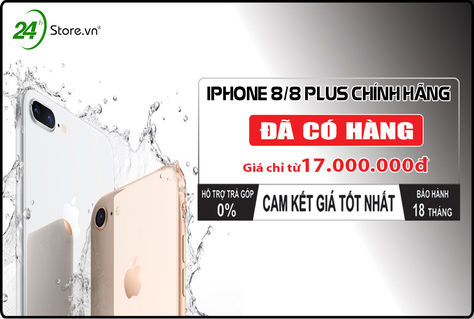 iphone 8 da co hang - 960X645