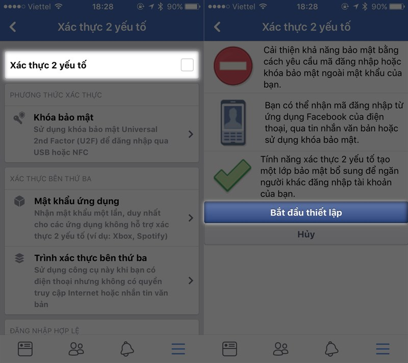 Cach Kich Hoat Bao Mat Hai Lop Cho Facebook Google Icloud Cuc Ky An Toan 06