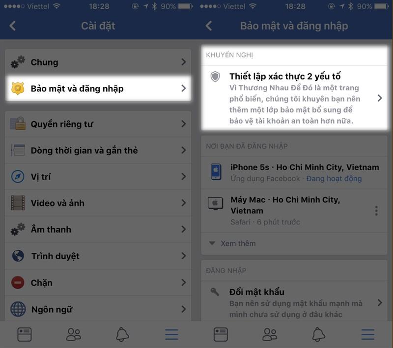 Cach Kich Hoat Bao Mat Hai Lop Cho Facebook Google Icloud Cuc Ky An Toan 07
