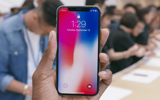 man hinh iphone x