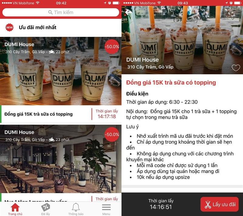 Ung Dung Dac Biet Giup Ban Duoc Giam Gia 50 Khi Uong Tra Sua 02