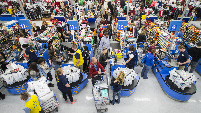Walmart Apple