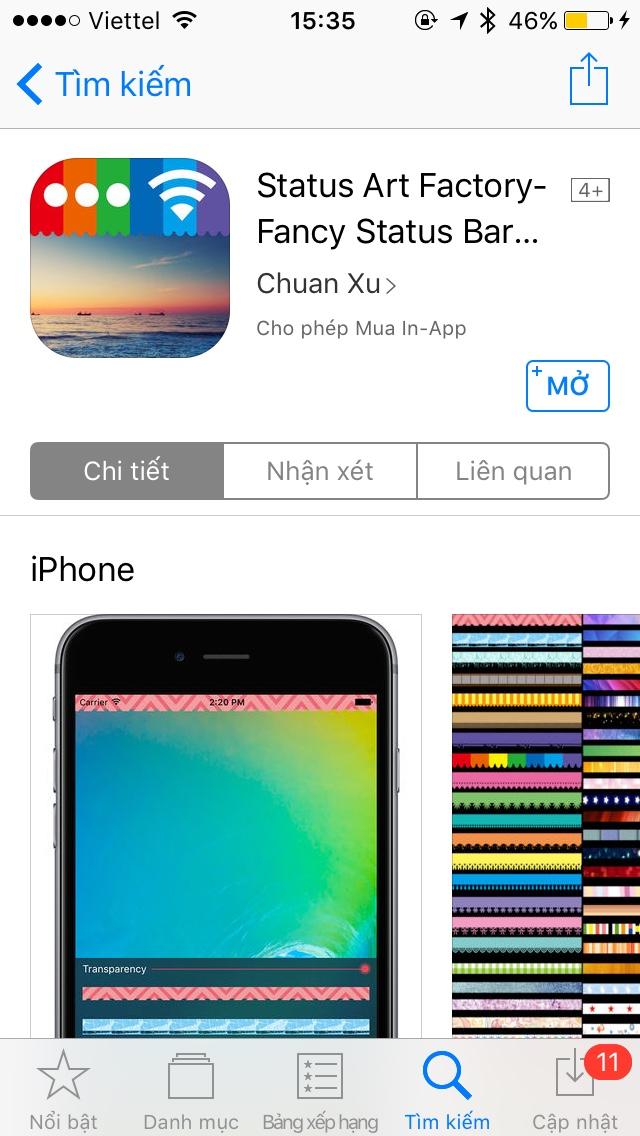 Cach Doi Mau Thanh Trang Thai Tren Iphone 03