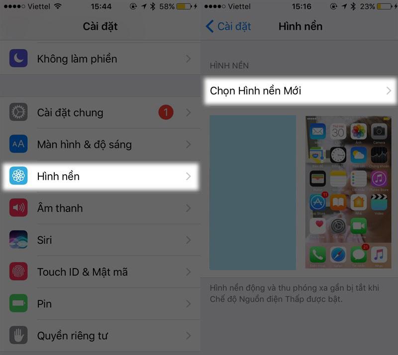 Cach Doi Mau Thanh Trang Thai Tren Iphone 07