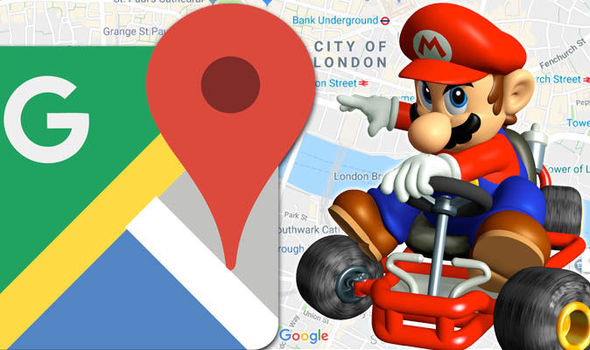 Google Maps Phien Ban Moi Nhat Se Co Nhan Vien La Mario Chi Duong 01